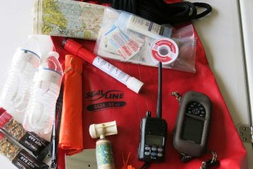 9 Ditch Bag Essentials for a Fishing Emergency