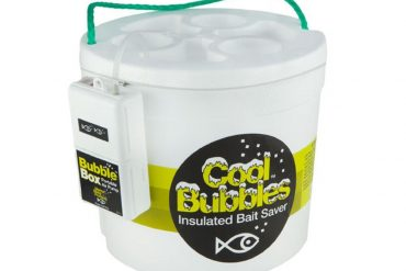 Bargain Hunter: Marine Metal Products Aerated Bait Bucket for 50 Percent Off