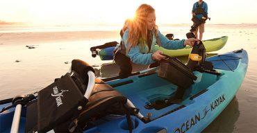 First look: Ocean Kayak Malibu Pedal