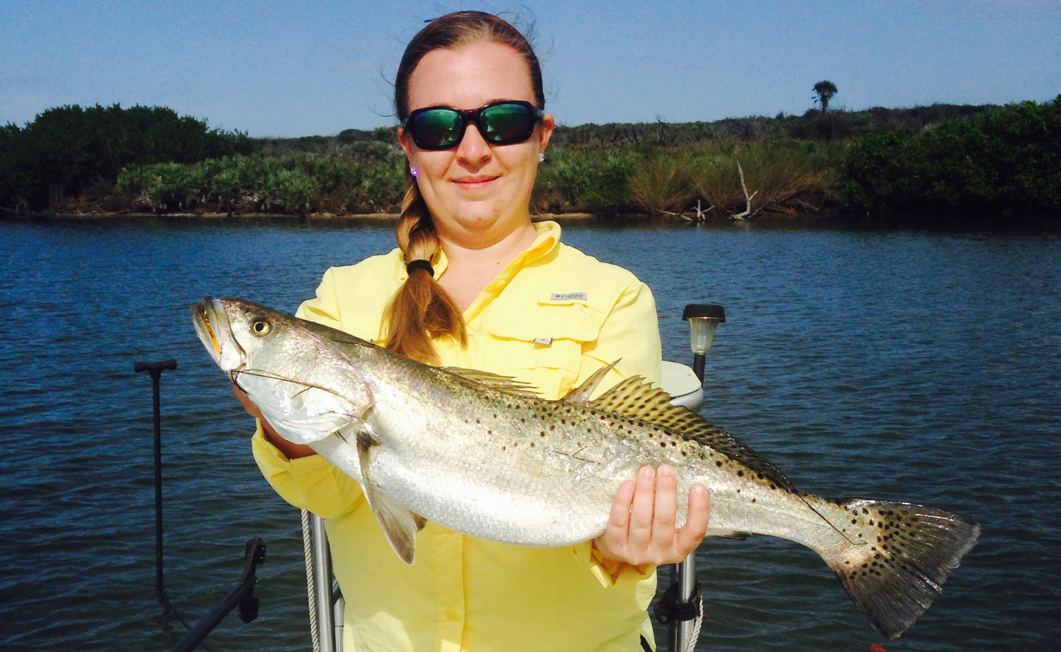 Spotted Seatrout Input Wanted In July And August Fin And