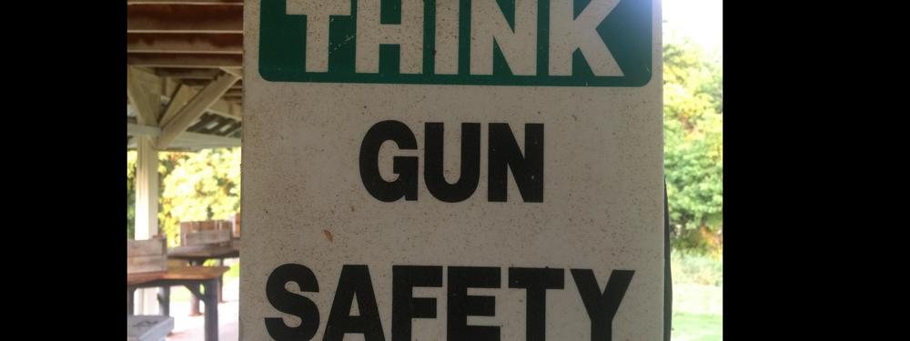 10 Commandments of Gun Safety