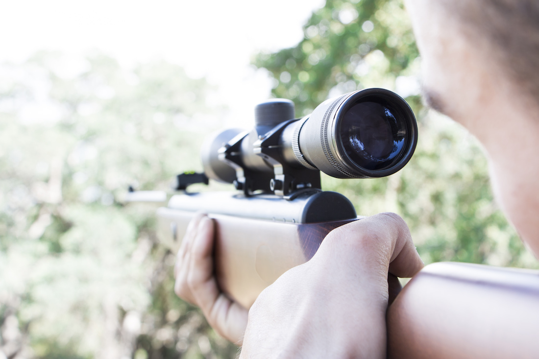 Rifle shooting tips: breathing matters