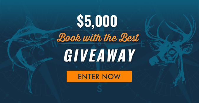 Book with the Best Giveaway