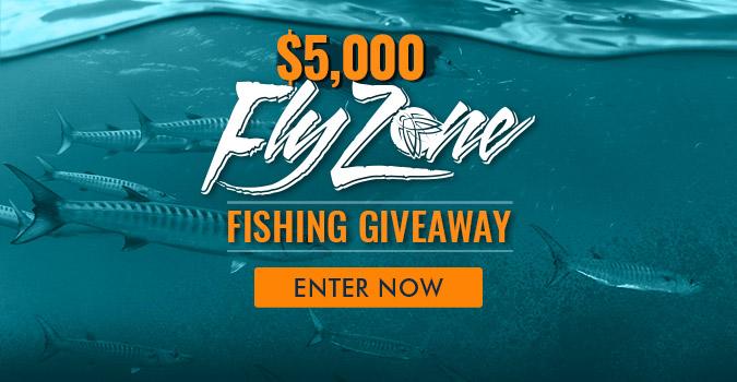 FLYZONE Fishing Giveaway