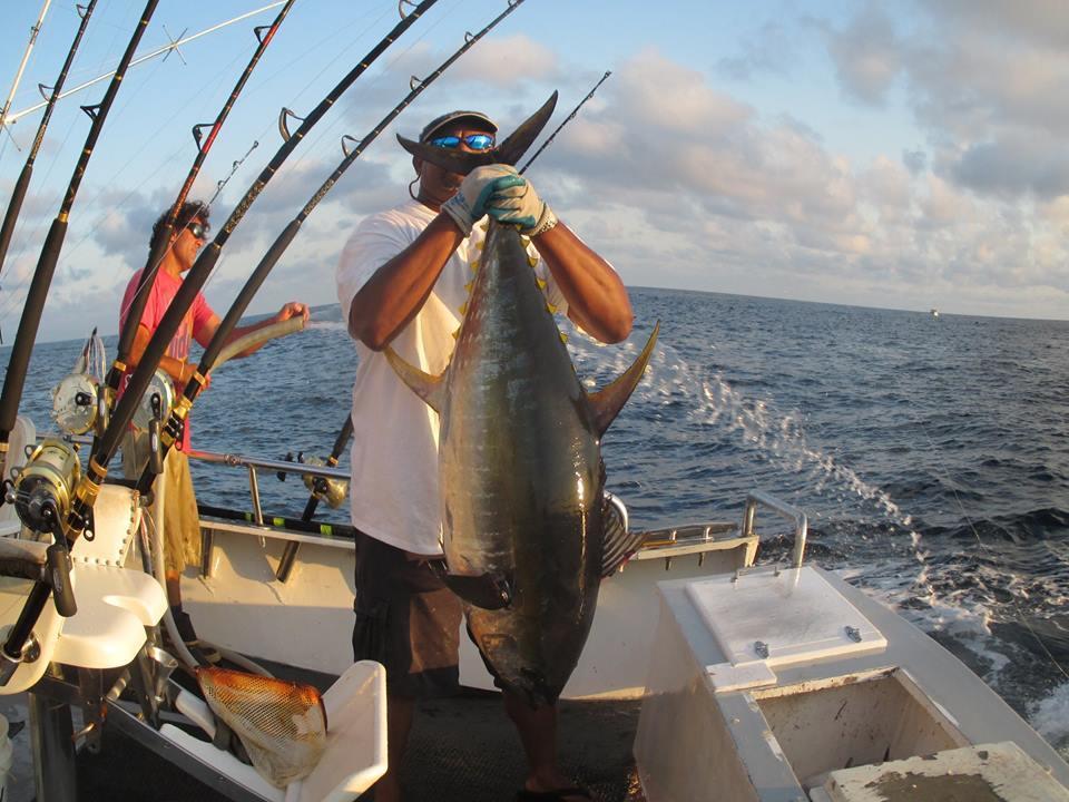 Islamorada Fishing with That's Right