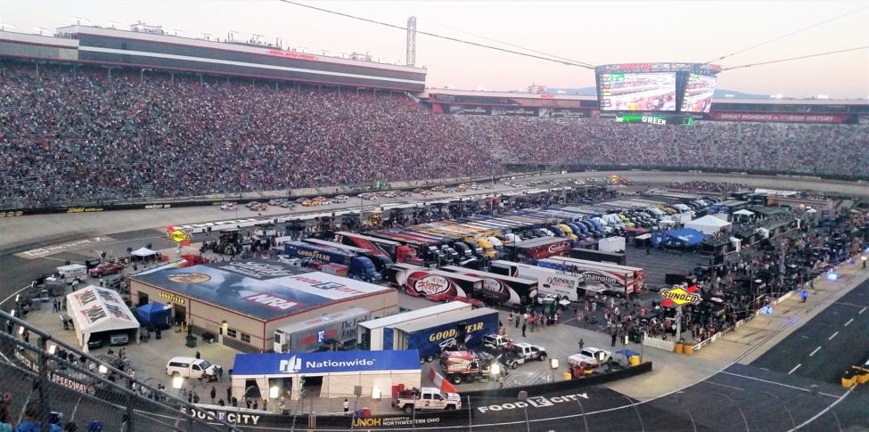 The Last Great Colosseum: Bristol Motor Speedway