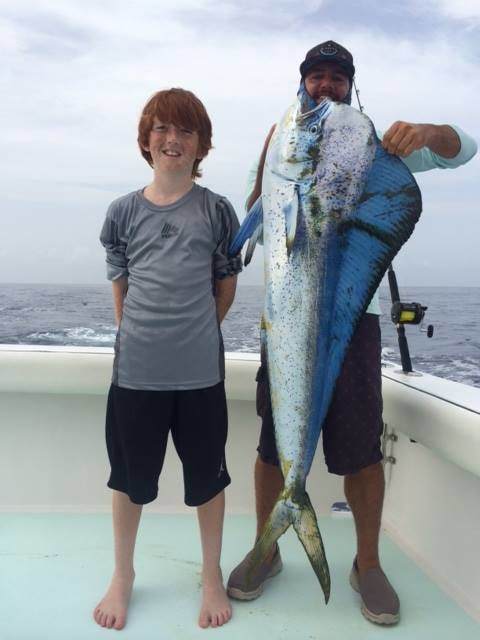 Key West fishing with Southpaw Fishing Charters