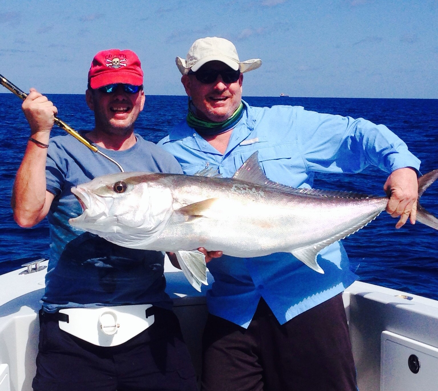 Islamorada fishing with 5 Star