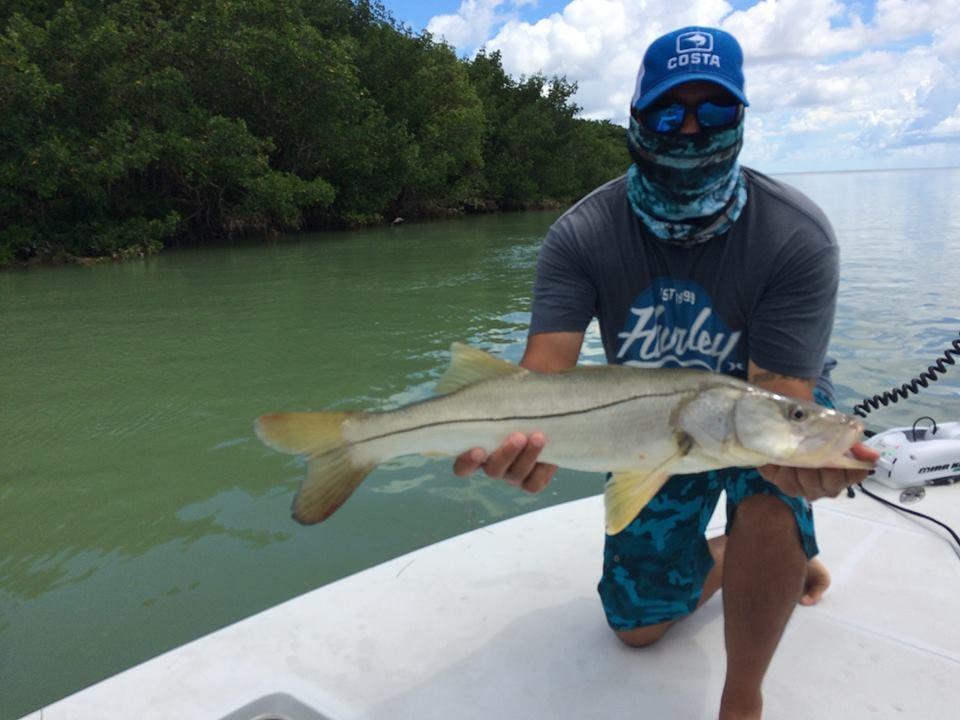 Islamorada Fishing with Backcountry Delights