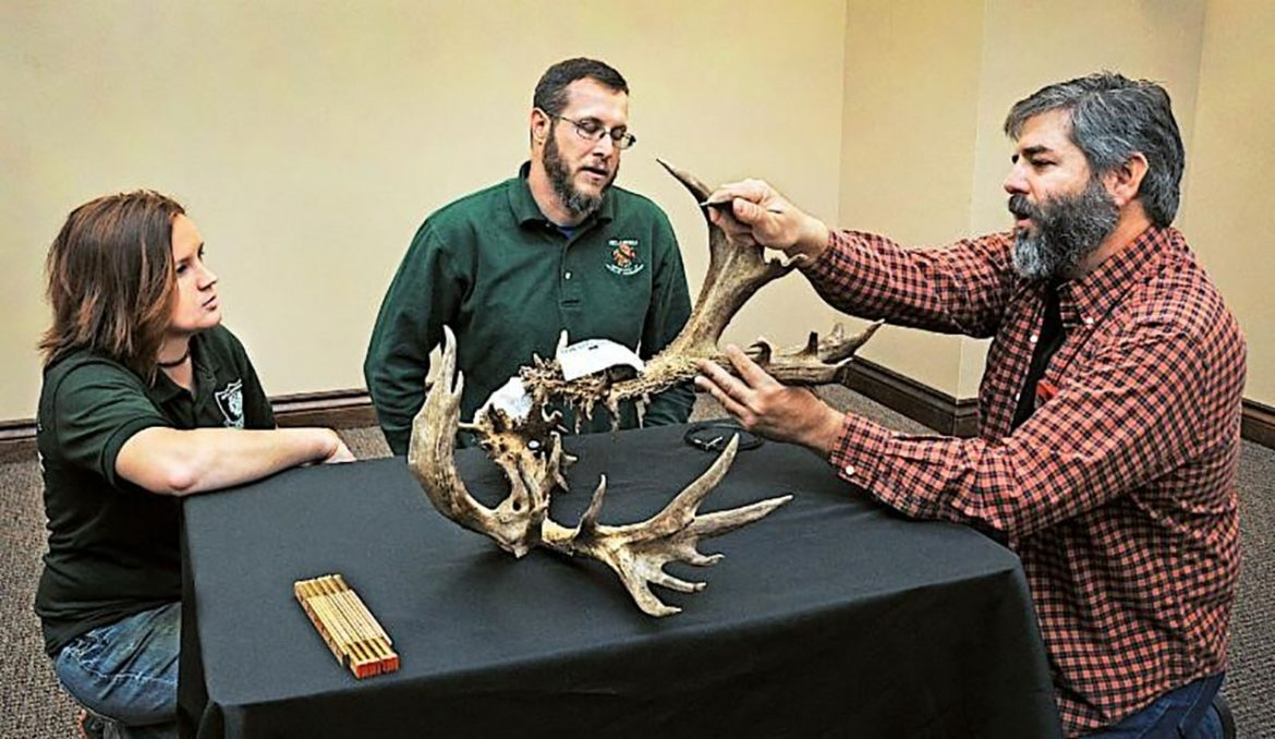 Whitetail management strategy paying off big fin and for Oklahoma fishing license cost 2017