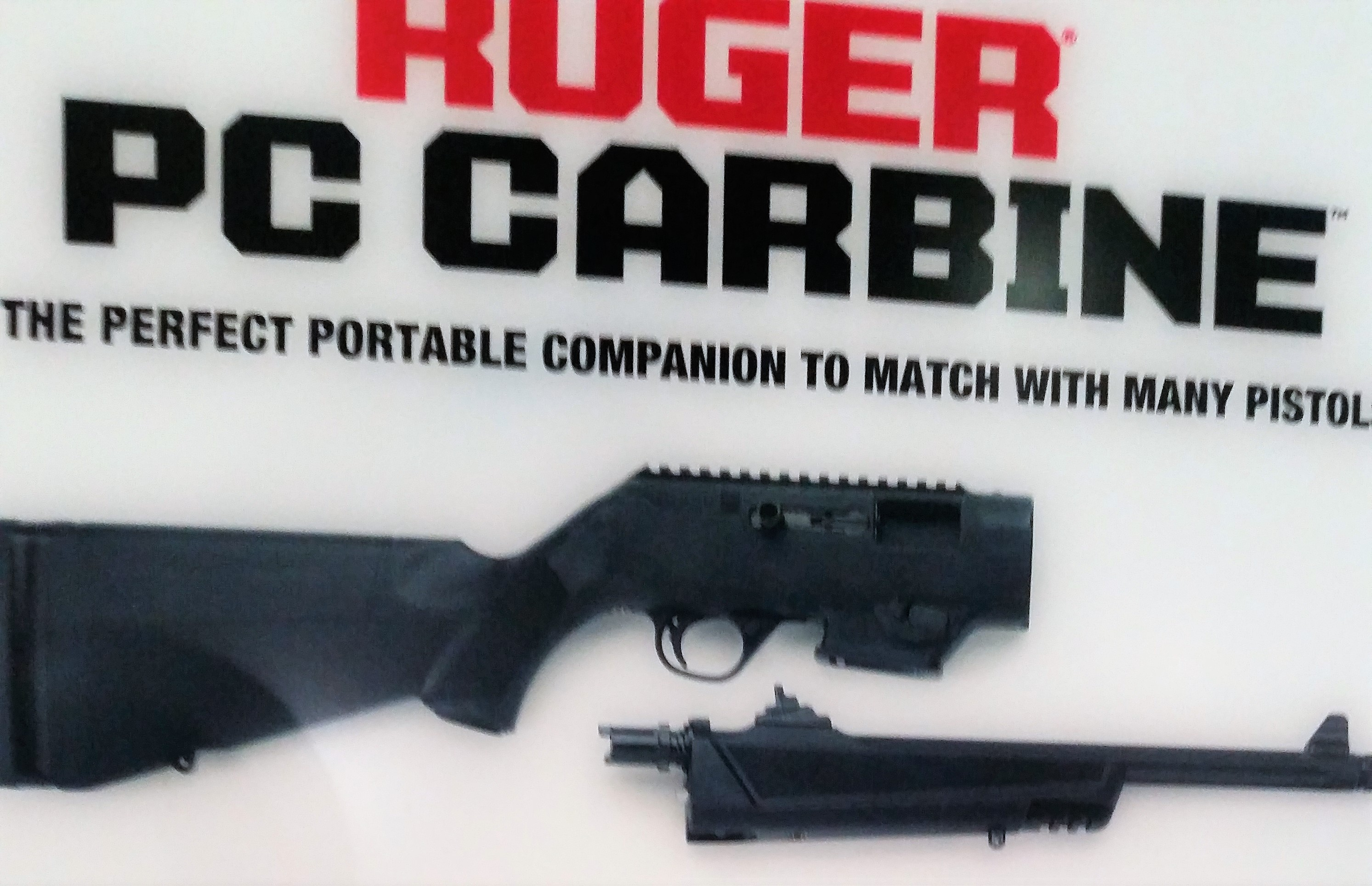 RUGER'S NEW POC CARBINE