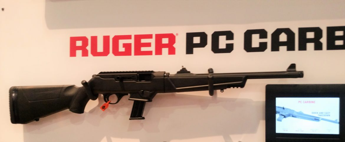 Ruger's 9mm Carbine