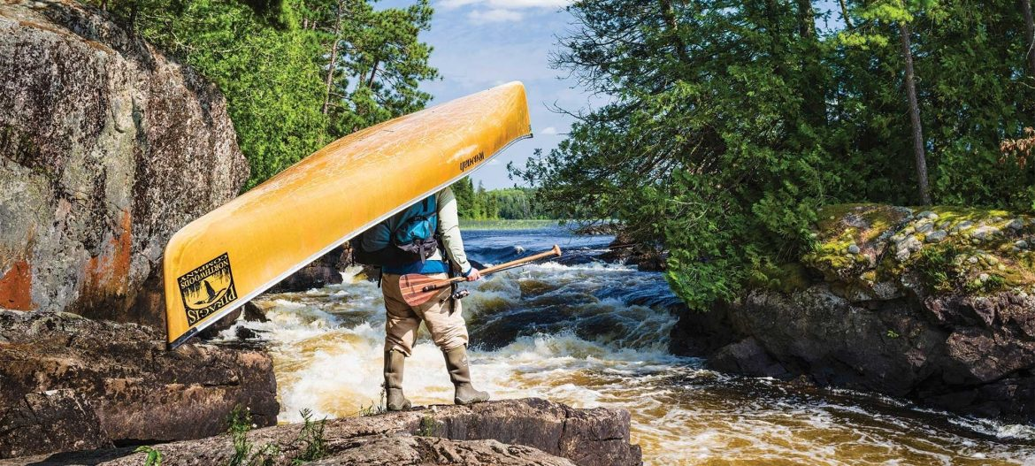 The boundary waters canoe area wilderness fin and field blog for Boundary waters fishing