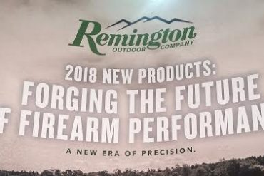 SHOT Show 2018 Remington Booth