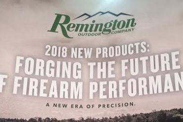 SHOT Show 2018 Remington Booth