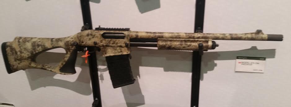 Remington's New 870 DM Predator