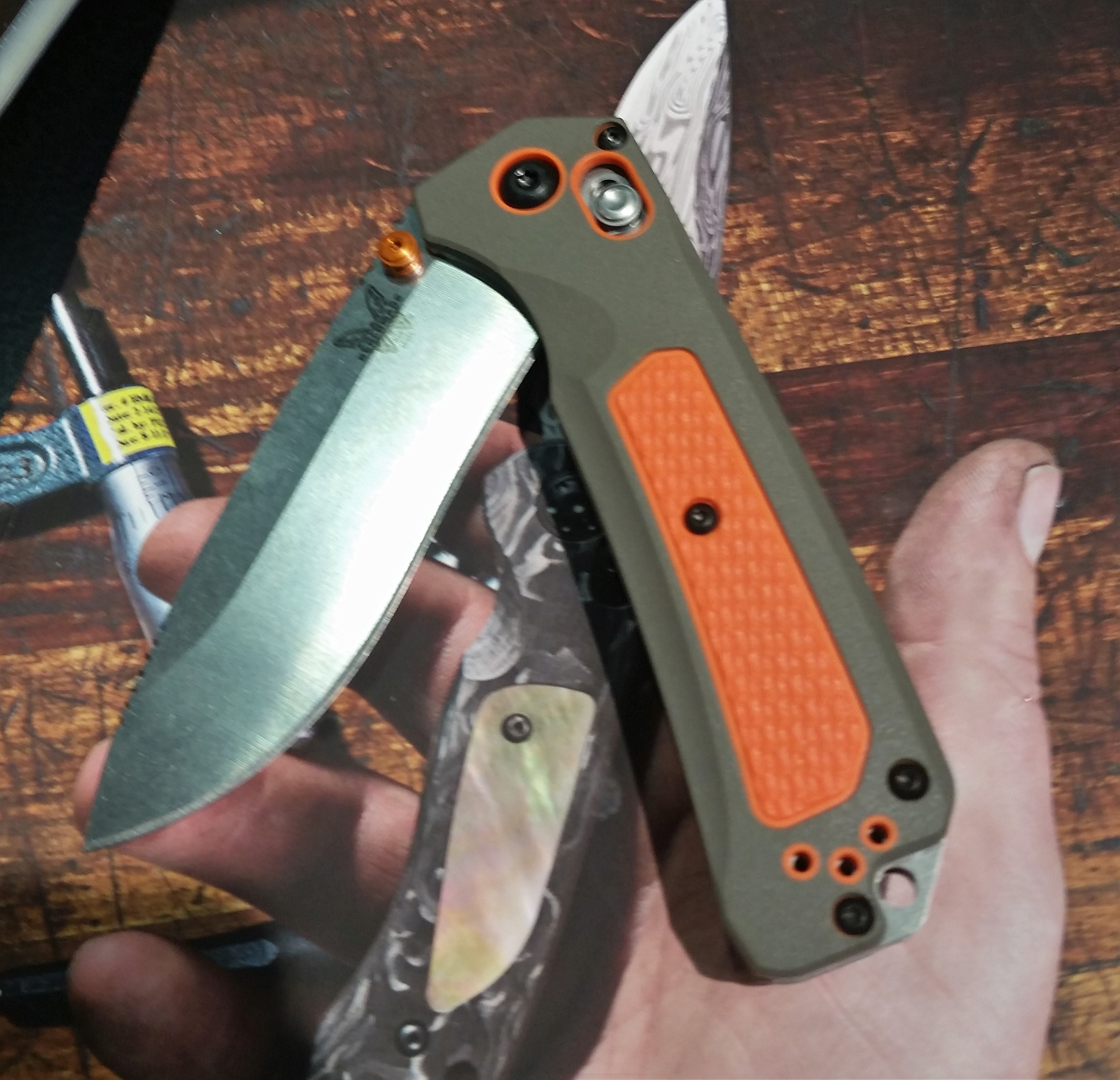Benchmade Hunt Series Addition