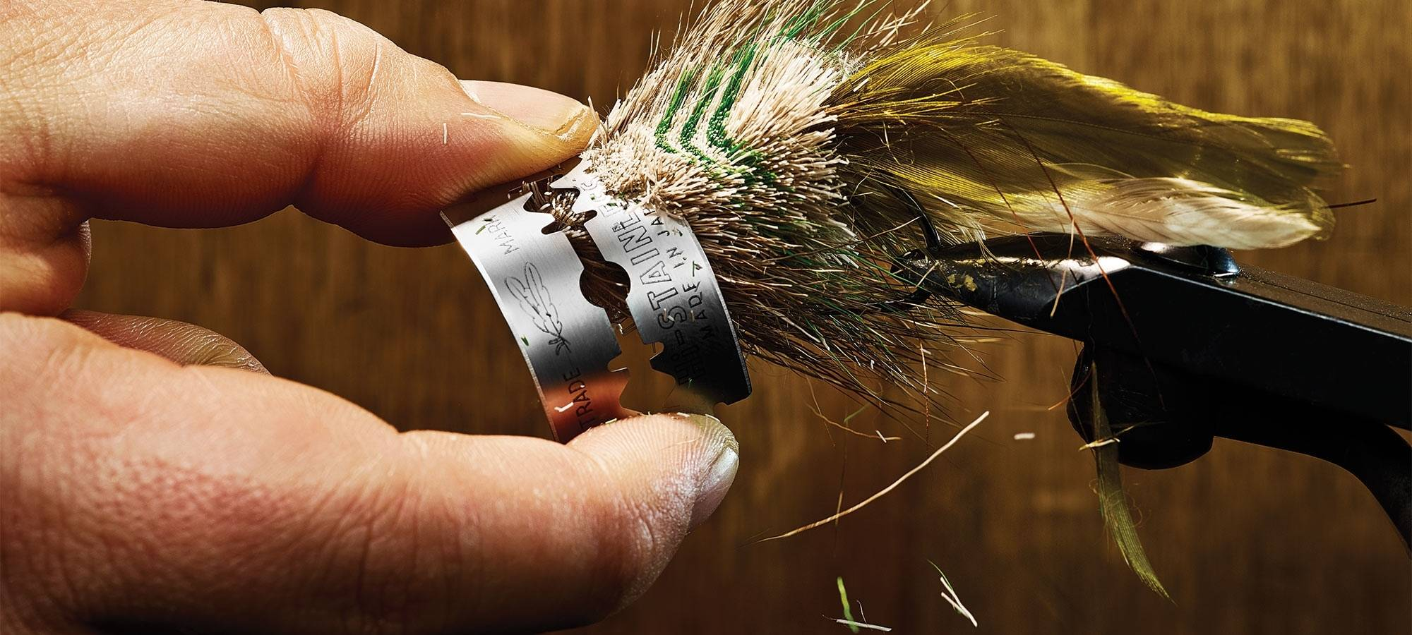 Shave And A Hair Bug How To Flyfish With Deer Hair Flies